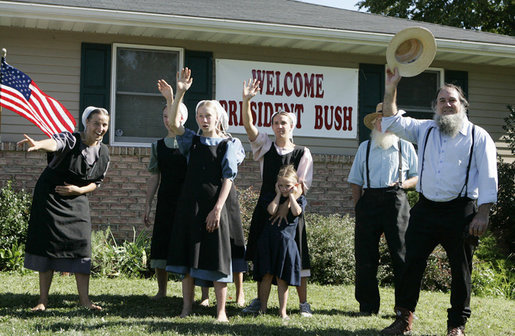 an essay on the amish in the united states of america