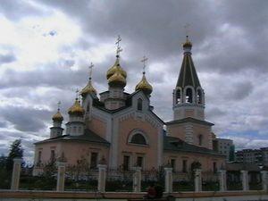 Якутия. Миссионеры 2008