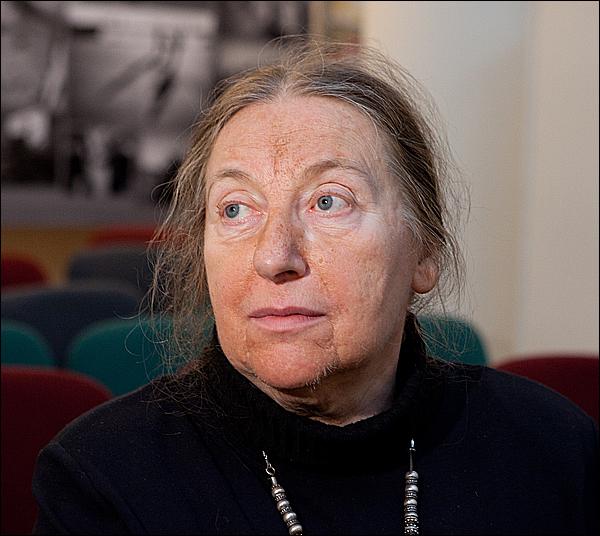 Ольга Сигизмундовна Попова, профессор, искусствовед