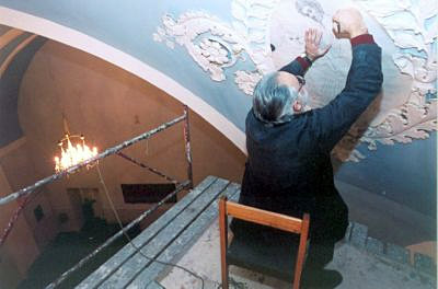 Декабрь 1999 год. Подготовка к Великим праздникам