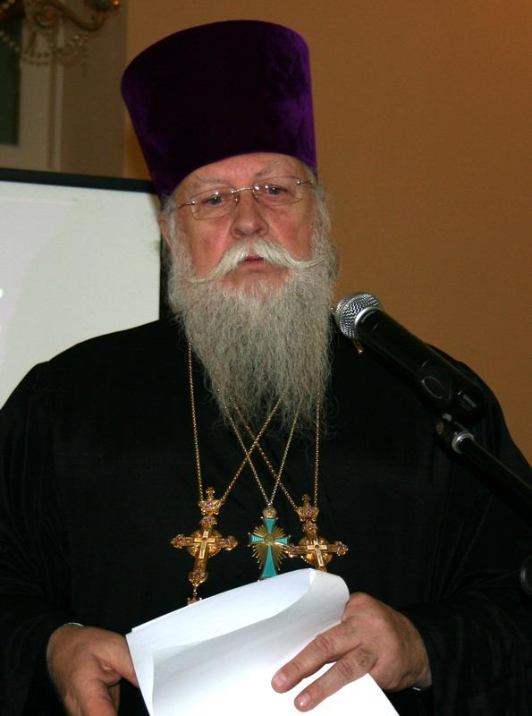 протоиерей Лев Махно