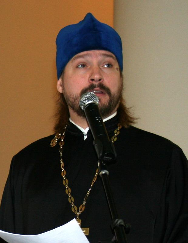 протоиерей Петр Мухин