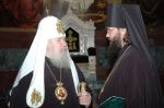 Епископ Смоленский Феофилакт о патриаршестве Алексия II