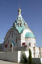 Храм великомученицы Екатерины в Риме — 'Русский дом на берегах Тибра'