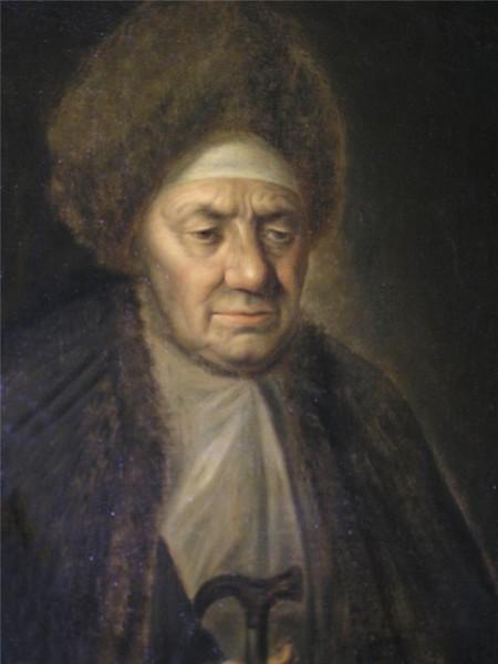 инокиня Марфа, мать царя Михаила Федоровича