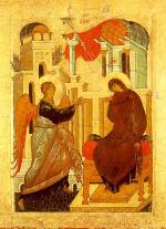 Благовещение: первый из Господних Праздников