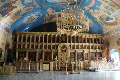 Покровский храм, МДА