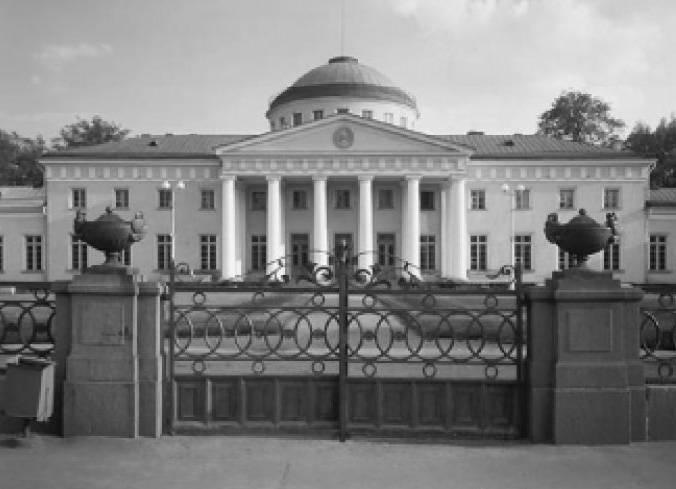 Классицизм в архитектуре Санкт-Петербурга.