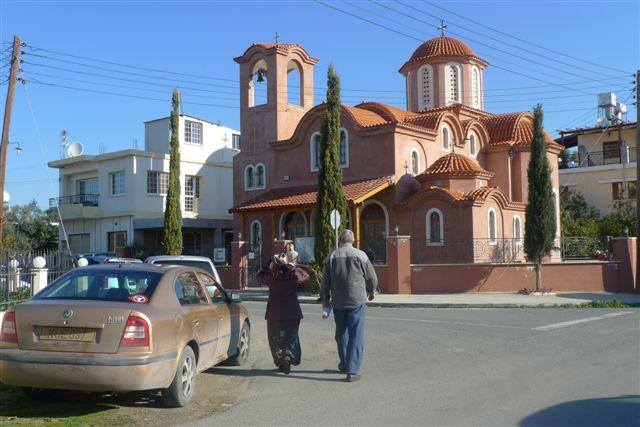 Храм Человеколюбца Христа в Лимассоле