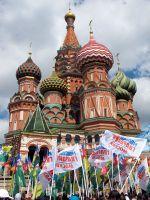 Крестный ход на Красной площади: к корневой системе славянской культуры