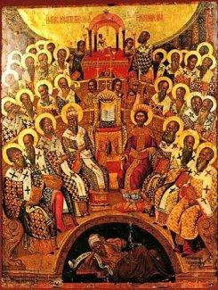 Реферат 7 вселенский собор 8905
