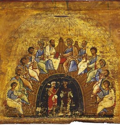 Фрагмент эпистилия. Вторая половина XIIв. Синай