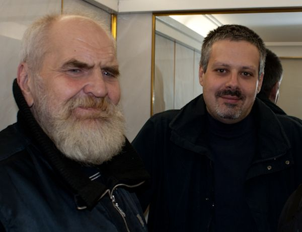 Пётр Дмитриев и Николай Гермогенович Байков