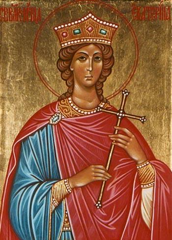 Доклад о екатерине святой 6356
