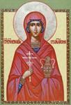 Храм святой Анастасии Узорешительницы освящен в Санкт-Петербурге