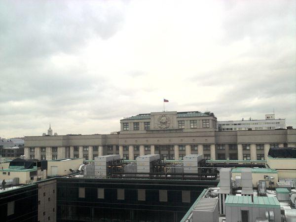 Москва вид сверху фото