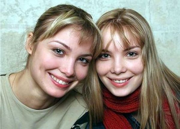 Актрисы сестры арнтгольц