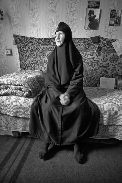 Схимонахиня вспоминает.