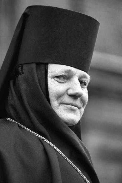 Игуменья Мария (Перепеча), настоятельница Свято-Введенского монастыря в Иваново.