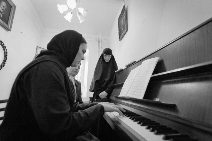 Ламбаду, сестрица? Московская духовная академия.