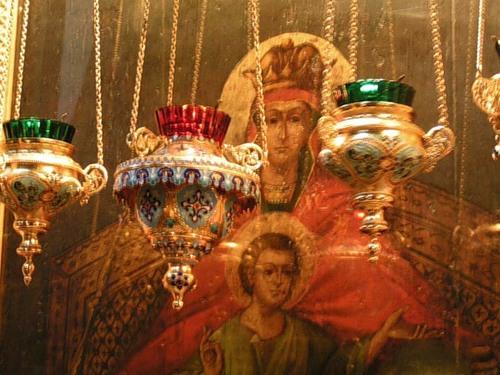 Образ Державной иконы Божией Матери. Тот самый.