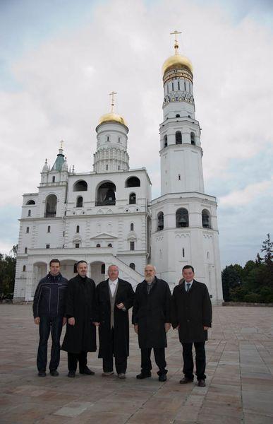 Звонари Московского Кремля