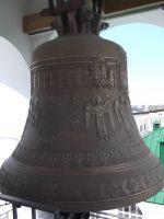 Двойник 'Царь-колокола' зазвонил в Коломенской семинарии (ФОТО, ВИДЕО)