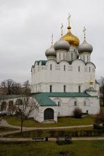 Иверская икона вернется в Новодевичий монастырь