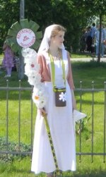 День Белого Цветка: милосердие как прообраз рая (ФОТО)