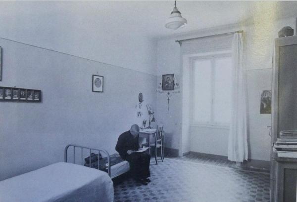 Комната студента в Руссикуме. Фото из архива Руссикма