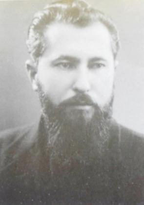 Католический униатский епископ Феодор Ромжа. Фото из архива Руссикума