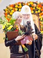 Патриаршая литературная премия 2012 (ФОТО)