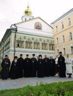 Московская духовная академия. Встреча выпускников 25 лет спустя (ФОТО)