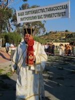 Неофициальные заметки о мирном визите: Патриарх Кирилл на Кипре (ФОТО)