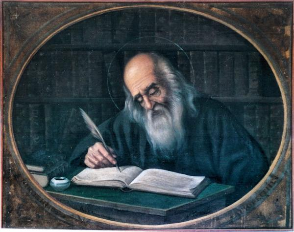 Преподобный Никодим
