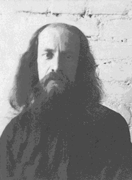 Священник Иоанн Стеблин-Каменский. Ленинград. Тюрьма ОГПУ 1924 год