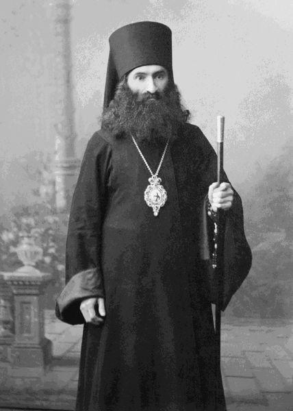 Андроник, епископ Тихвинский, викарий Новгородской епархии