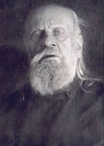 Владыка Серафим (Чичагов) тюремное фото, 1937 год