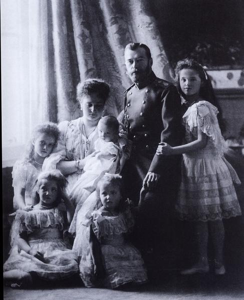 Царская Семья, 1905 год