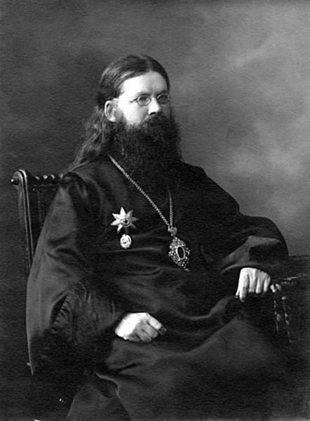 Владыка Вениамин, 1910-е годы