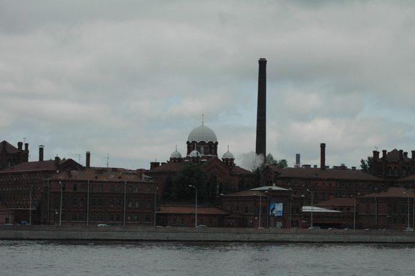 Петербургская тюрьма Кресты