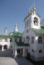 Патриарх в Коломне: литургия, хиротония, осмотр семинарии (ФОТО)