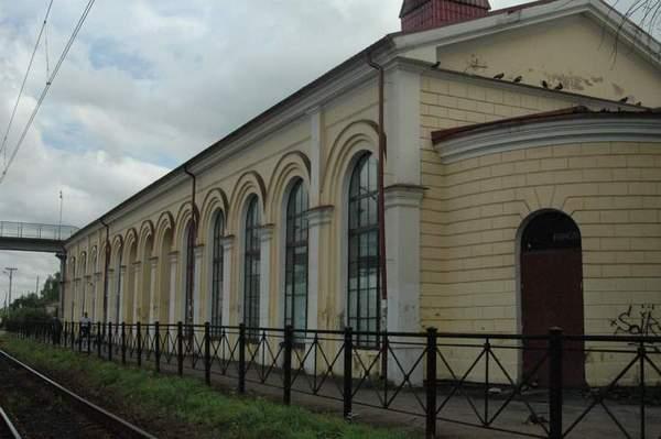 Станция Александровская, современное фото