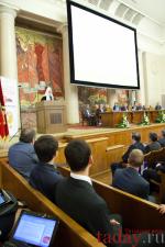Встреча с Патриархом Кириллом: взгляд студентки журфака