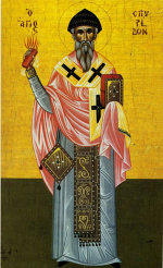 Сказ о том, как святитель Спиридон меня на Пресне поселил (быль)
