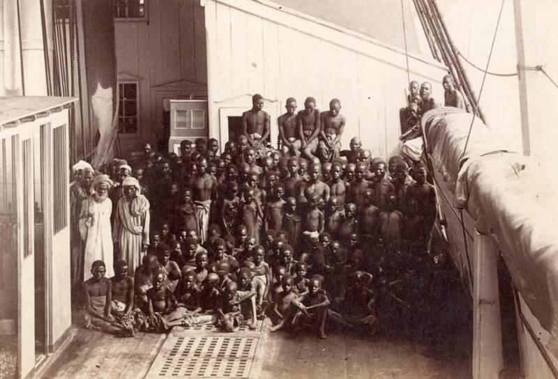 Движение за отмену негров рабства