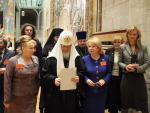 Самые влиятельные женщины Русской Церкви