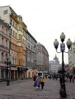 В Москве отметят 520-летие улицы Арбат