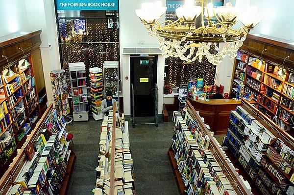 43e25cb0053e В Москве открылся новый уникальный книжный магазин иностранной ...