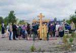 Прошёл молебен на начало строительства храма Кирилла и Мефодия при МГУ